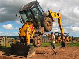 Diggerland: graven, stunten, racen… for kids
