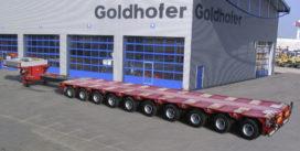 Goldhofer showt op IAA tien assen voor meer dan 100 ton
