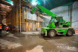 Dynamiek in Nederlandse markt voor bouwmachines