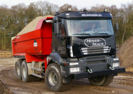 Maxxim 350: een brandstofbesparende dumper