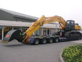 Hyundai 50-tonner voor Baetsen