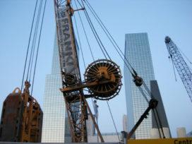 'Kredietcrisis brengt bouw in gevaar'