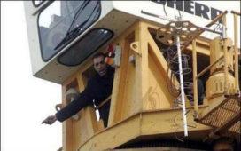 Algerijnse asielzoekers kapen torenkraan