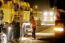 Onderzoek naar nachtwerk infrabranche
