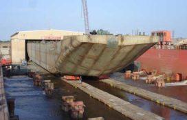 576 banden verplaatsen 1960 ton
