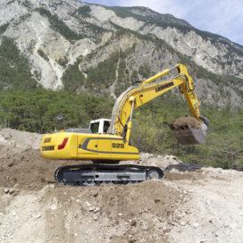 W & H geeft vijf jaar garantie op Liebherr machines