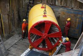 Waterleiding voor 700.000 liter