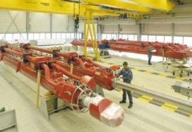 Bosch Rexroth investeert 10 miljoen in cilinderproductie