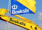 Boskalis maakt minder omzet maar orderboek groeit