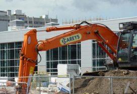 Stagnatie treft bouw grote winkelcentra