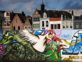 Stationsgebied Utrecht grootste bouwput van Nederland