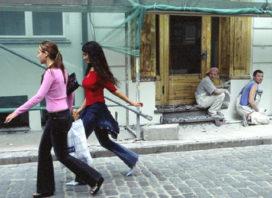 Bouwvakkers mogen niet meer fluiten naar vrouwen