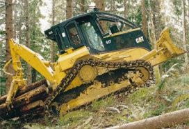 Caterpillar koopt fabrikant bosbouwmaterieel