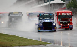 Race Trucks rijden vanavond door Assen