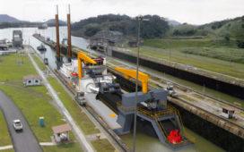IHC Cutter Suction Dredger voor het Panama Kanaal