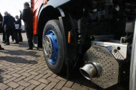 DAF dieseltruck 'is de schoonste'