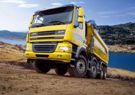 Vrachtwagenindustrie floreert
