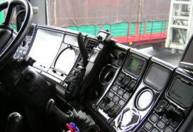 RFID-tags bewaken gereedschap truckchauffeurs