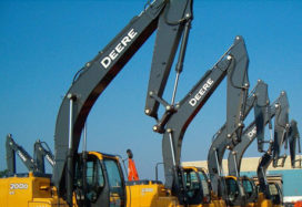 Tegenvallende winst voor Deere & Co