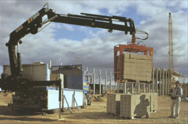 Domex 1200: staal voor sterkere constructies