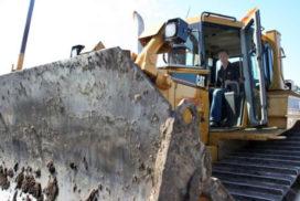 Bulldozermachinist toch een droombaan