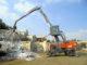 Attachment eerste van twee nieuwe atlas 350mh tier4 final industriemachines draait bij depla 80x60