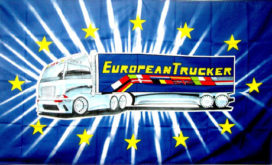 Veertig jaar truckchauffeur zonder rijbewijs