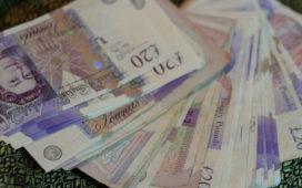 Bouwvakkers vinden 200.000 pond bij verbouwing