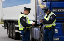 Aantal gestolen vrachtwagens afgenomen