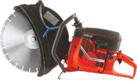 Husqvarna introduceert K960 doorslijpmachine