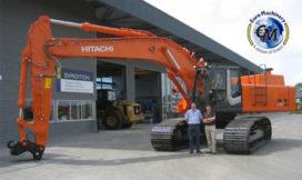 Derde Hitachi voor Euro Machinery