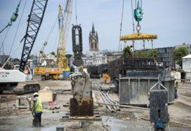 'Niet iedereen profiteert van stijgende bouwproductie'