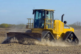 High Speed bulldozer van John Deere