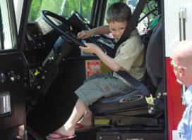 Politie betrapt tienjarige vrachtwagenchauffeur