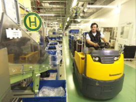 Nieuw: Jungheinrich 7 tons Elektro trekker