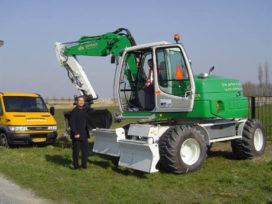 Complete Liebherr A 309
