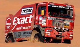 MAN ziet af van Dakar rally