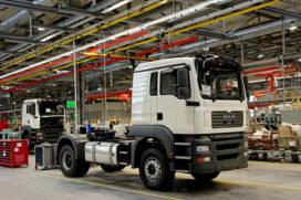 MAN ziet nog geen herstel op vrachtwagenmarkt