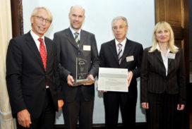 Continental ontvangt Award van MAN