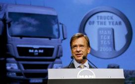 Jarige truckbouwer MAN koerst aan op topjaar