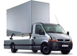 Doek valt voor 'slimme vrachtwagens' van Netras