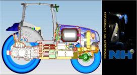 New Holland gaat trekker op waterstof bouwen