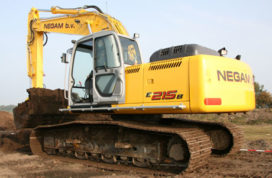 New Holland rupsmachines uit Kobelco fabriek