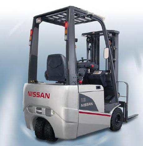 Nissan heftrucks