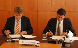Truckland lanceert samen met De Lage Landen: Truckland Lease