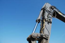 Eisen hydraulische en pneumatische systemen gebundeld