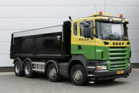 Reef Infra kiest opnieuw voor Scania