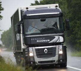Michelin geeft Renault Magnum extra grip