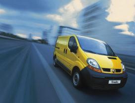 Renault Trucks gaat de Renault Trafic leveren