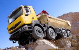 Renault Trucks niet op Matexpo